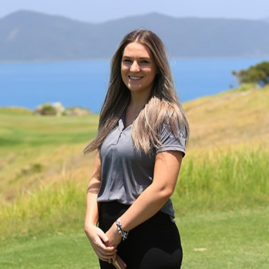 Chloe Chapman, Corporate Golf Specialist
