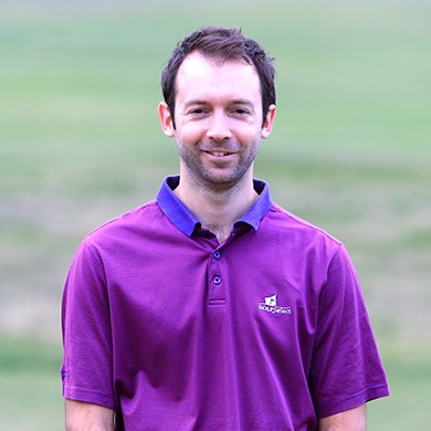 Richard Morgan, Golf Travel Specialist, GOLFSelect